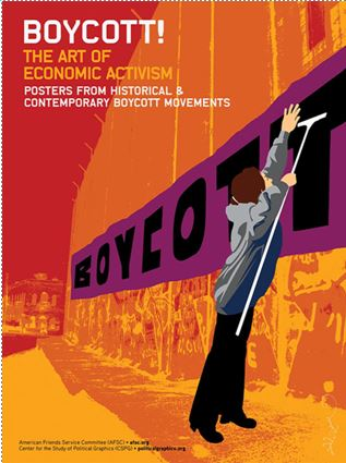 Boycott! The art of Economic Activism