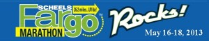 Fargo Marathon Logo